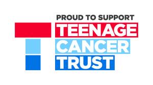 Garage in Didcot - Teenage cancer trust logo